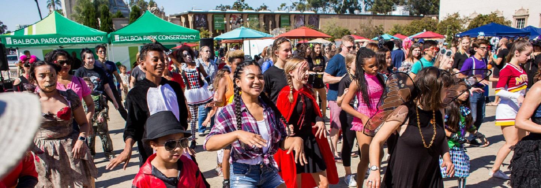 Halloween 2020 Balboa Park Balboa Park